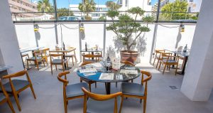 English Resturant with Terrance - Costa Del Sol