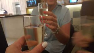 Wine at the Carvery